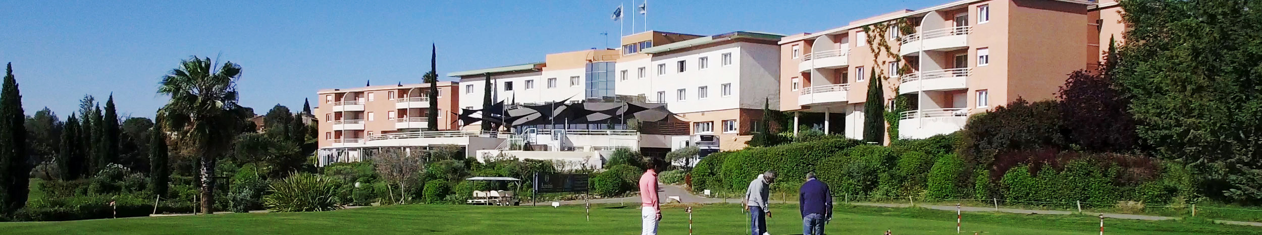 Sud France Golf - Golf Resort Montpellier Fontcaude
