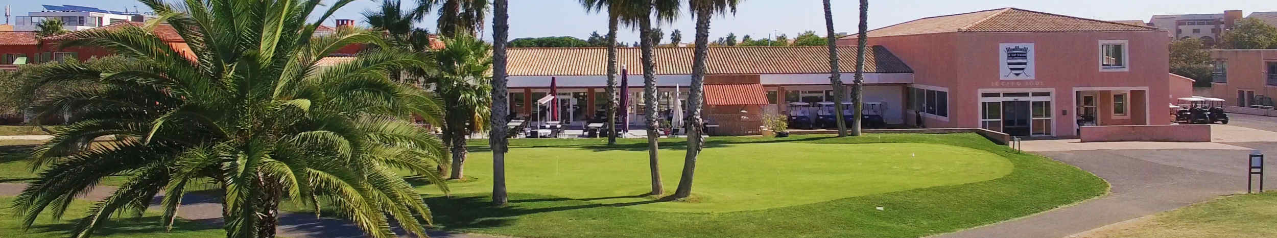 Sud France Golf - Golf Cap d'Agde